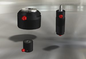 Hydraulic lock cylinders