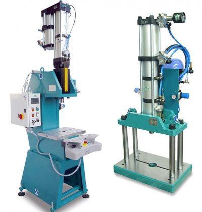 Hydropneumatic presses kN 20 ÷ 320